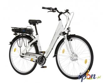 Rower elektryczny Fischer Ladies E-Bike City IWOBIKE.pl SKLEP ROWEROWY