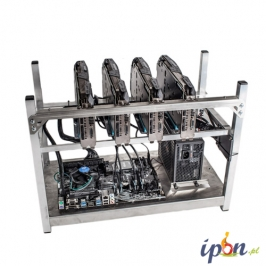 Koparka Kryptowalut Mini Miner 4x1060 DO KOPANIA ZCASH