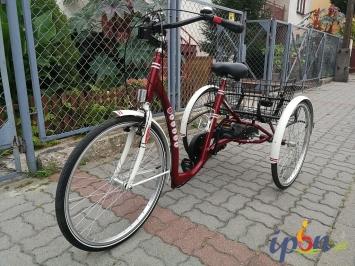 Sprzedam nowy rower trzykołowy na gwarancji