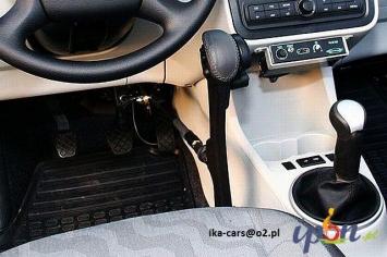 Przeróbka do samochodu Nowa Dla osoby niepełnosprawnej, Faktura Polecam.