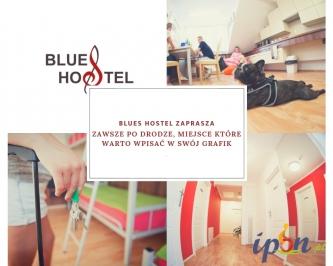 Blues Hostel Zaprasza!