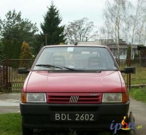 Fiata Uno dla niepełnosprawnego RTG 2