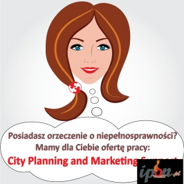 City Planning and Marketing Support