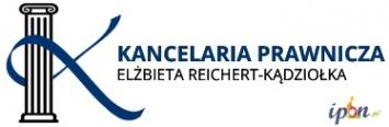 Porady prawne -Kancelaria Prawna Elżbieta Reichert-Kądziołka