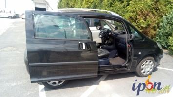 Peugeot 1007 Peugeot 1007 dla osób niepełnosprawnych (LPG)