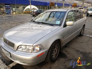 Sprzedam Volvo 40 dostosowane do ręcznego prowadzenia