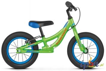 Mam do zaoferowania rowerek dziecięcy biegowy Kido w kolorze zielonym