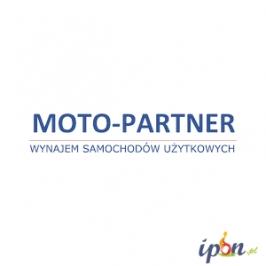 Wypożyczalnia samochodów dostawczych - Moto-Partner