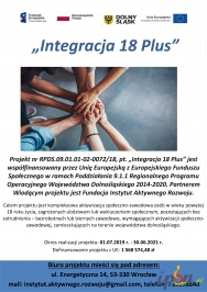 Integracja 18 Plus
