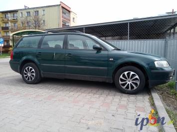VW PASSAT B5 1,9 TDI 110 HP przystosowany dla ON