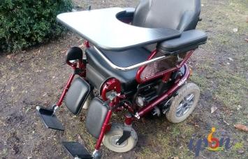 Używany wózek TRACER, stan bardzo dobry, cena do negocjacji